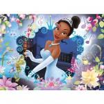 Puzzle 100 pièces - La princesse et la grenouille