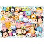 Puzzle 100 pièces XXL : Tsum Tsum : Charmante bande de copains