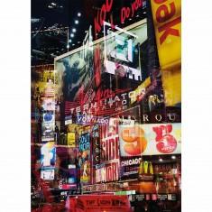 Puzzle 1000 pièces - New York City