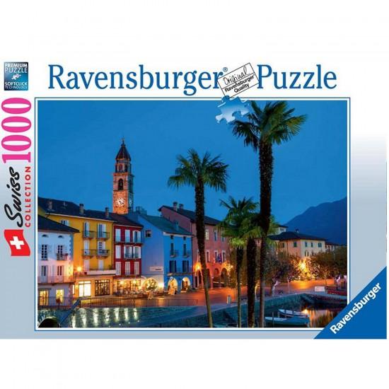 Puzzle 1000 pièces : Ascona - Ravensburger-19353
