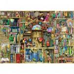 Puzzle 1000 pièces : Bibliothèque magique n°2
