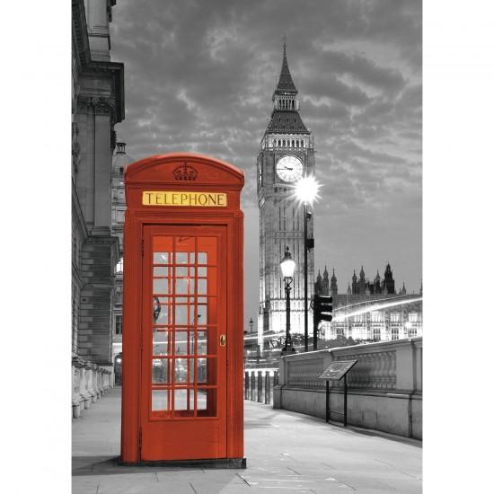 Puzzle 1000 pièces : Big Ben, Londres - Ravensburger-19475