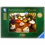 Puzzle 1000 pièces : Danse des Derviches tourneurs
