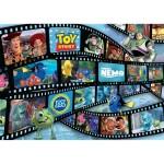Puzzle 1000 pièces : Films d'animation D-Pixar