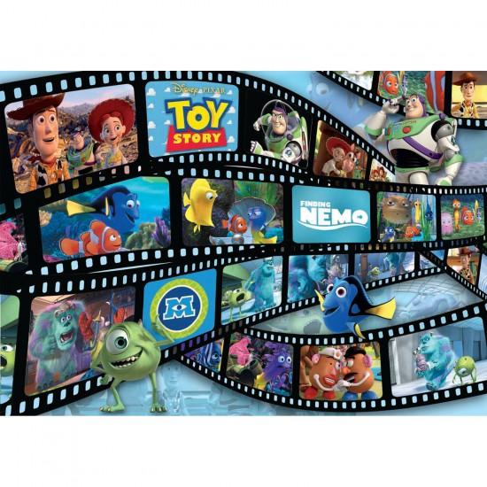 Puzzle 1000 pièces : Films d'animation D-Pixar - Ravensburger-19604
