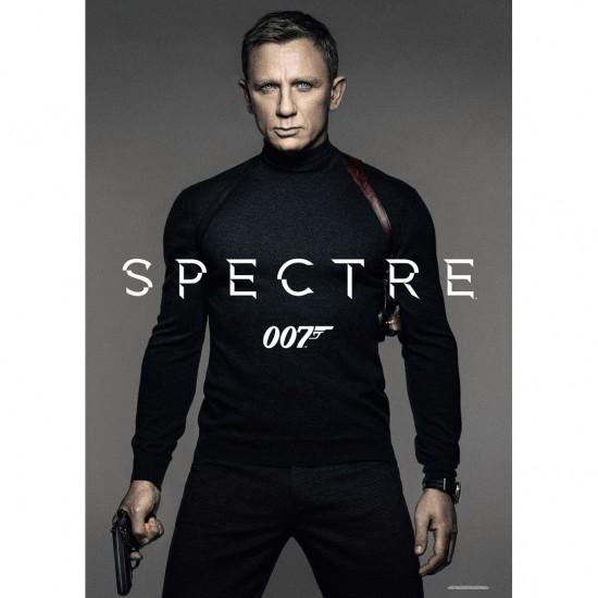 Puzzle 1000 pièces : James Bond Spectre - Ravensburger-19573