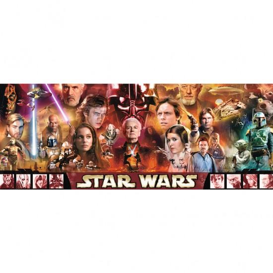 Puzzle 1000 pièces : La légende Star Wars - Ravensburger-15067