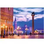 Puzzle 1000 pièces : L'atmosphère de Venise