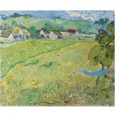 Puzzle 1000 pièces : Les Vessenots à Auvers, Vincent Van Gogh