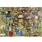 Puzzle 1000 pièces : L'étrange librairie n°2