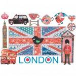 Puzzle 1000 pièces : Londres