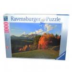 Puzzle 1000 pièces : Montagnes de Schladming Dachstein, Autriche