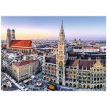 Puzzle 1000 pièces : Munich, Allemagne