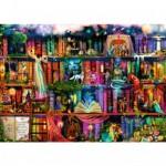 Puzzle 1000 pièces : Quand les contes de fées prennent vie