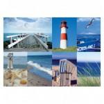 Puzzle 1000 pièces : Souvenirs d'été