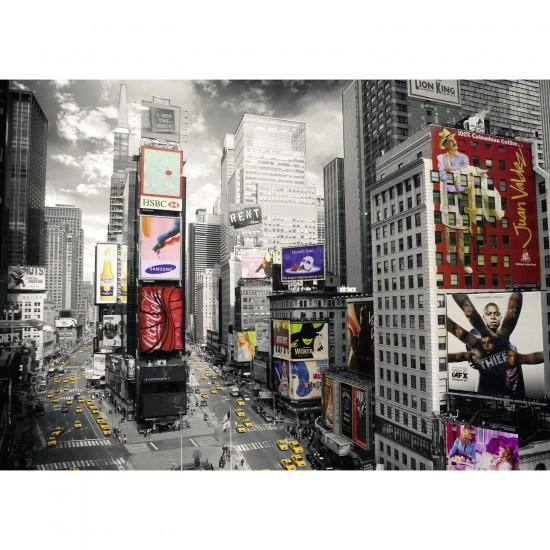 Puzzle 1000 pièces : Times Square, New-York - Ravensburger-19470