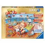 Puzzle 1000 pièces : What if ? : La loterie