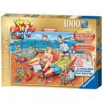 Puzzle 1000 pièces : What if ? : Le gagnant du loto