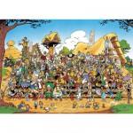 Puzzle 1000 pièces - Astérix et Obélix :  Photo de famille
