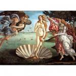 Puzzle 1000 pièces - Botticelli : La naissance de Vénus