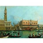 Puzzle 1000 pièces - Canaletto, le Palais Ducal
