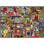Puzzle 1000 pièces Colin Thompson : Le placard de l'artisan
