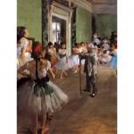 Puzzle 1000 pièces - Degas : La leçon de danse