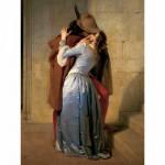 Puzzle 1000 pièces - Francesco HAYEZ : Le baiser
