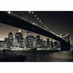 Puzzle 1000 pièces - Pont de Brooklyn, Manhattan