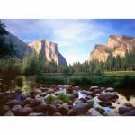 Puzzle 1000 pièces - Vallée de Yosemite