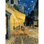 Puzzle 1000 pièces - Van Gogh : Café de nuit