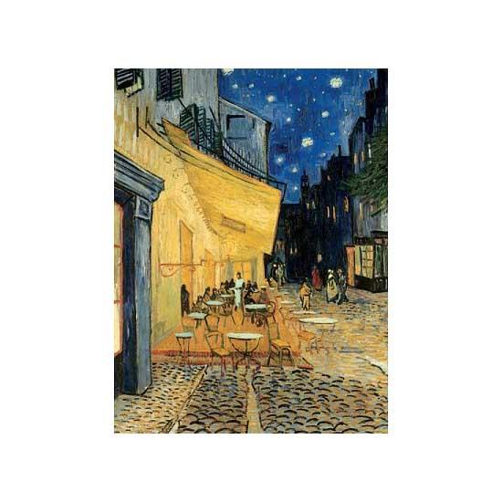Puzzle 1000 pièces - Van Gogh : Café de nuit - Ravensburger-15373