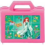 Puzzle 12 cubes : Les plus jolies Princesses