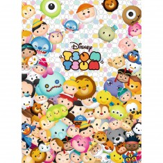 Puzzle 150 pièces : Explosion Tsum Tsum