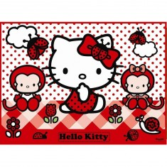 Puzzle 150 pièces XXL : Hello Kitty