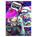 Puzzle 150 pièces XXL : Les Kimmidoll Love s'amusent
