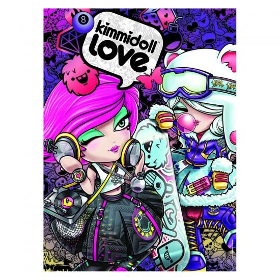 Puzzle 150 pièces XXL : Les Kimmidoll Love s'amusent - Ravensburger-10018