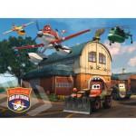 Puzzle 150 pièces XXL : Planes : Une équipe courageuse