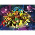Puzzle 150 pièces XXL : Tortues Ninja : Les tortues en action