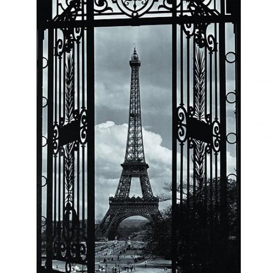 Puzzle 1500 pièces - Bienvenue à Paris - Ravensburger-16394