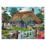 Puzzle 1500 pièces : Cottage anglais