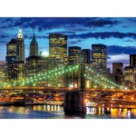 Puzzle 1500 pièces : Skyline New York