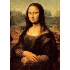 Puzzle 1500 pièces - Léonard de Vinci : La Joconde