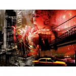Puzzle 1500 pièces - Méli-Mélo New-Yorkais