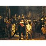 Puzzle 1500 pièces - Rembrandt : La ronde de nuit