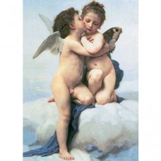Puzzle 1500 pièces - William Bouguereau : Les anges