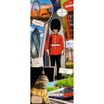 Puzzle 170 pièces panoramique : Garde de Londres