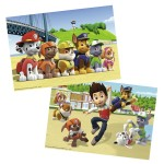 Puzzle 2 x 24 pièces : Pat'Patrouille : Chiens héroïques