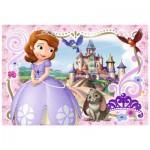 Puzzle 2 x 24 pièces : Princesse Sofia : Aventures royales