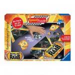 Puzzle 2 x 81 pièces - Speed puzzle : Course poursuite (Version allemande)